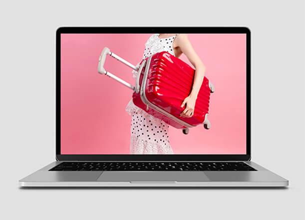 продвижение интернет магазина чемоданов